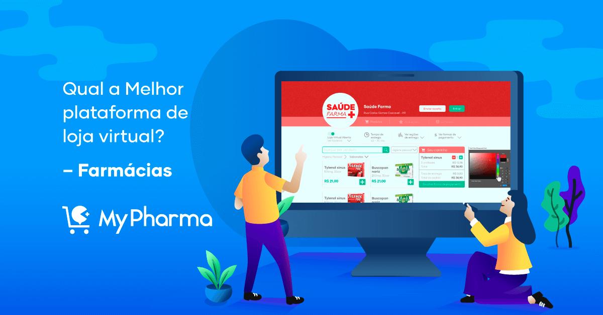 Qual a Melhor plataforma de loja virtual? – Farmácias