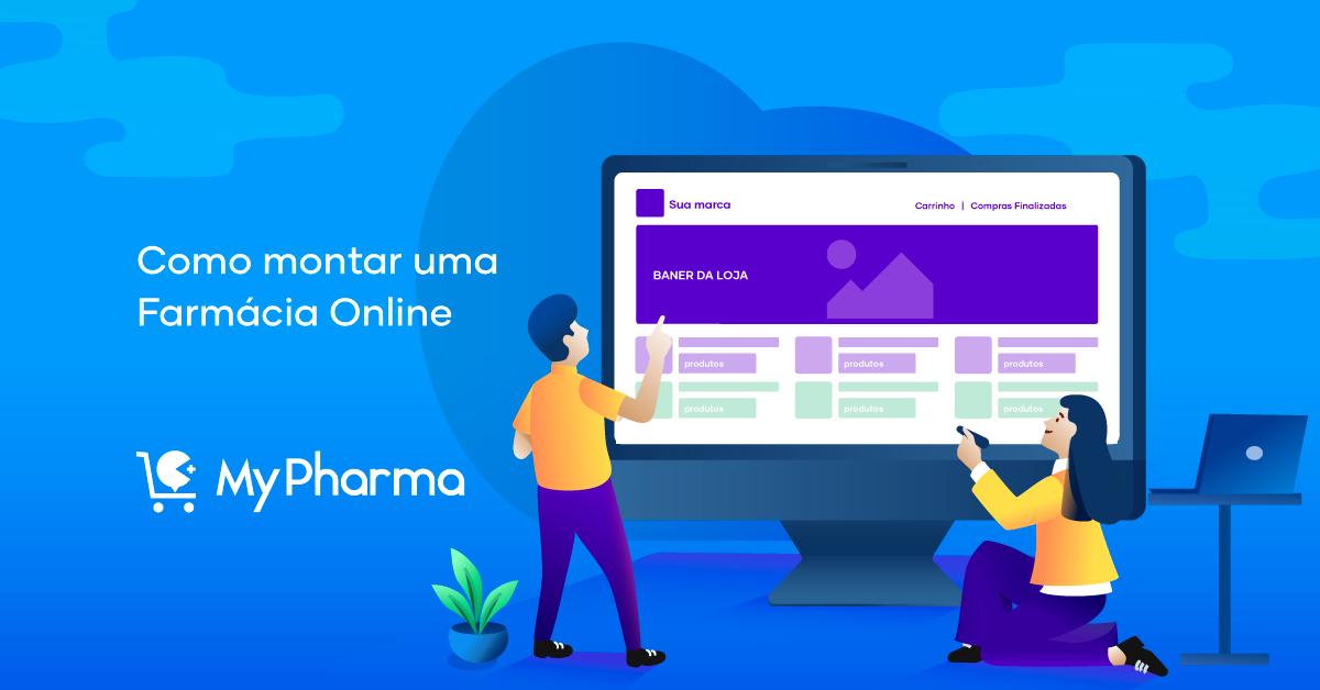 Como Montar uma Farmácia Online