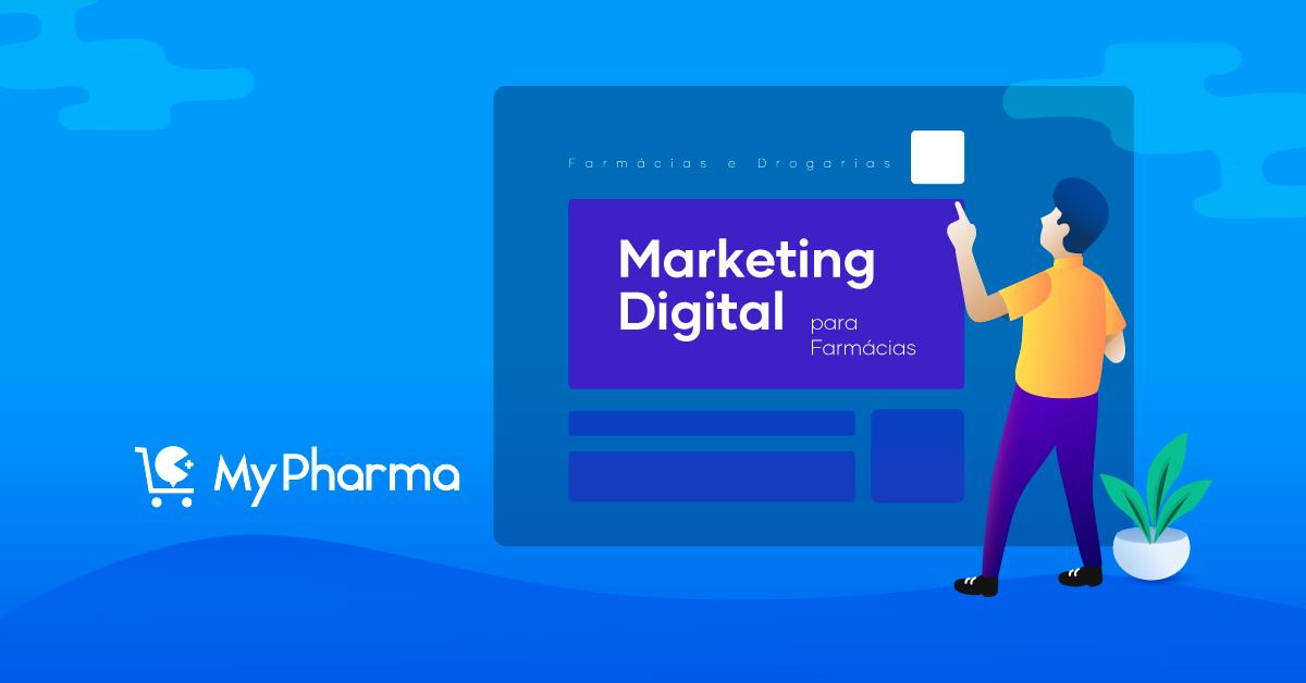 Marketing Digital para farmácias e drogarias