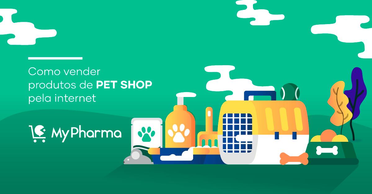 Como vender produtos de pet shop pela internet?