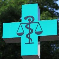 Logomarcas de farmácias e drogarias