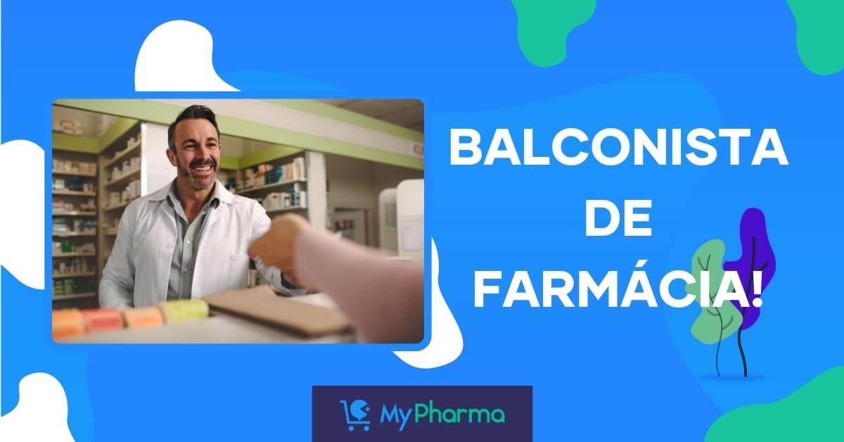 Quais as funções de um balconista de farmácia?