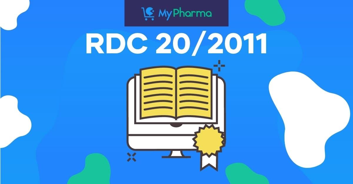 RDC nº 20/2011 completa e atualizada 2021 com norma técnica