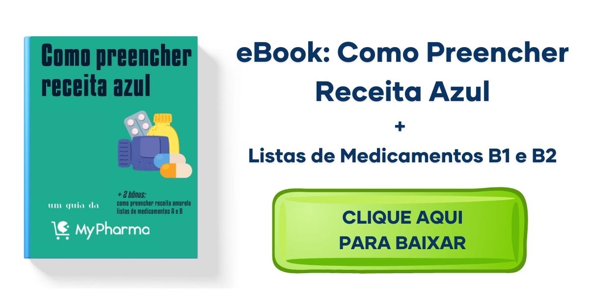 download do ebook como preencher receita amarela + listas de medicamentos do tipo B